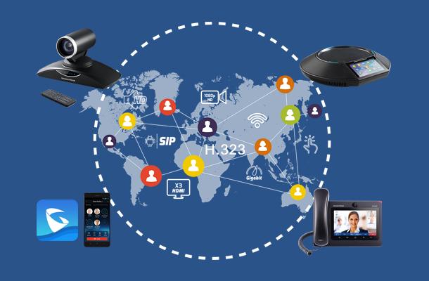 潮流网络视频会议产品成功入围2016年中央政府集中采购名单